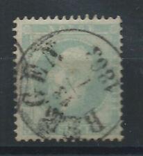 Norvège N°3 Obl (FU) 1856 - Oscar 1er