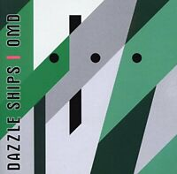 Orchestral Manoeuvres In The Dark - Dazzle Ships [CD]