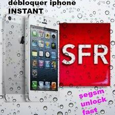 liberar iphone sfr 3,4,4s,5,5s,5c,6,6+ INSTANT