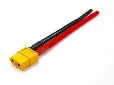 1 Stück XT60 Stecker Female Weiblich +10cm Silikonkabel Lipo Akku 100mm 12AWG RC