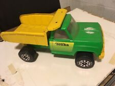 Vintage Tonka Metal Dump Truck Working Condition No Box