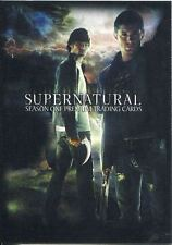 Inkworks Supernatural Season 1 Complete 90 Card Base Set
