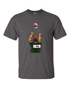 "Larry Bird Boston Celtics ""3 Point Contest"" T-shirt Youth & Adult sizes S-5XL"
