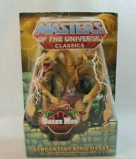 Masters of the Universe Classics Action Figure SERPENTINE KING HSSSS SNAKE MEN