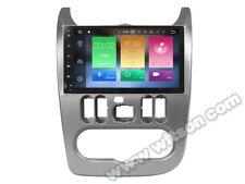 AUTORADIO Android 6.0 RENAUL DUSTER Navigatore Gps 3g Dvd 8 core Comandi volante