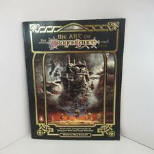 The Art Of The Dragonlance Saga 1987 Dungeons & Dragons Penguin Books paperback