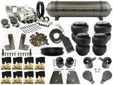 "Complete Air Ride Suspension Kit - 1958-1964 Chevy Impala 3/8"" LEVEL 2 - BCFAB"