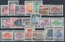 [58926] Honduras Official Airmail 1956 good set MNH Very Fine stamps