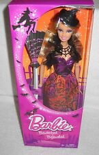 #6983 Nrfb Mattel 2013 Bewitched & Bejeweled Halloween Barbie Special Edition