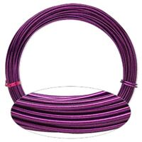 Black Wrapping Wire Aluminum 45 Foot Coil 16 Gauge Round Jewelry Craft