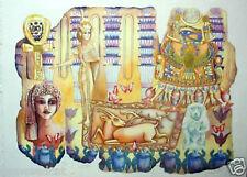 Selket by  Fred Barttlett - Egyptian Theme