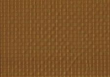 Braemore Fabric Brune I  Coffee Brown Gold Red  Drapery Upholstery