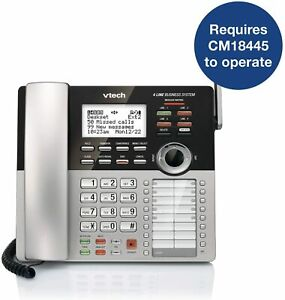 VTech CM18245 Extension Deskset for VTech CM18845 Small Business Office System