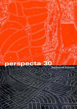 Perspecta 30 Settlement Patterns : The Yale Architectural Journal