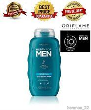 ORIFLAME North For Men Original Hair & Body Wash - 250ml - 32005 NEW SALE*