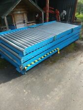 More details for roller table conveyor