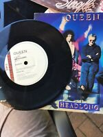 "Queen Headlong 7"" Vinyl Single Record 1991"