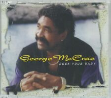 GEORGE MCCRAE - ROCK YOUR BABY (MILLENNIUM MIX FEAT. TRACY) 2000 UK CD SINGLE