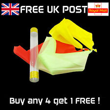 Linking Silk Tube (like Tenyo Crystal Tube) - Professional Magic Trick - NEW