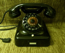 Jubiläum! 70! W48 altes antikes SIEMENS  Telefon Bakelit Telephone 12.1951 TOP!