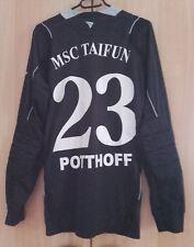 "Maillot shirt foot Gardien de But N""23 JAKO MSC TAIFUN POTTHOFF ALLEMAGNE T;L"