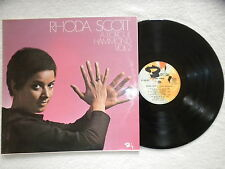 "LP RHODA SCOTT ""A L'Orgue Hammond Vol 2"" BARCLAY 920 126 FRANCE §"