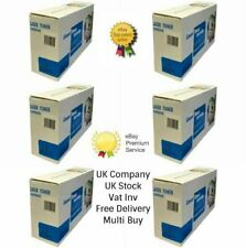 6 x Black Toner Cartridge TN2420 Compatible for Brother MFC-L2710DW printer