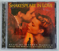 Shakespeare in Love by Stephen Warbeck (Cd, Dec-1998, Sony Music Distribution (U