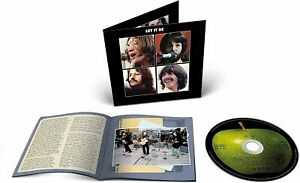 The Beatles - Let It Be 1CD Sent Sameday*