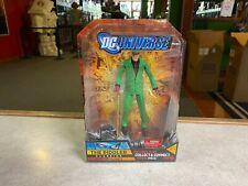 2008 Mattel DC Universe Classics THE RIDDLER BAF Series Figure MOC