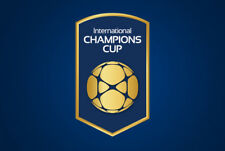 2018 International Champions Cup - ONE Match of your choice - DVD or Blu Ray