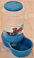 8KG xLarge Automatic Pet Food Drink Dispenser Dog Feeder Bowl Dish