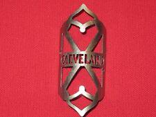 Cleveland HEAD BADGE tag emblem  Toledo American Lozier westfield Bicycle Bike