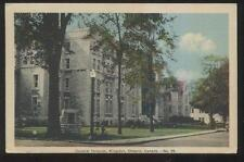 POSTCARD KINGSTON CANADA GENERAL HOSPITAL BUILDING #1 VIEW 1930'S
