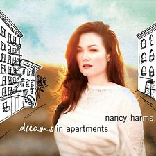 Nancy Harms 'Dreams in Apartments' audio CD  2013