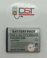 Batteria  per Nokia 3220 Compatibile Nuova 600mAh