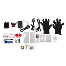 Complete Tattoo Kit Professional Inkstar Machine Set 10 Ink_BJ