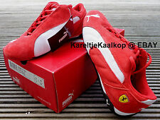 Official Puma Ferrari Low Sneakers in size US 6 / Euro 38