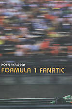 Formula 1 Fanatic, Vergeer, Koen, New Book