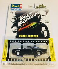 🏁 REVELL Black Dodge Charger - The Fast and The Furious 🏁