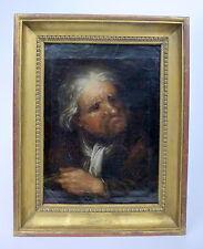 Barock Bild Porträt Cranach um 1780