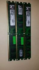 Kingston 6GB (3x2GB) DDR2 800MHZ PC2 6400  Ram memory low profile @@@