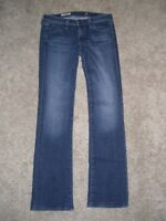 AG Adriano Goldschmied ANGEL Bootcut Stretch Blue Jeans - 27 R