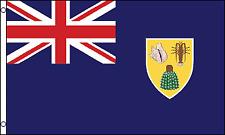New listing Turks & Caicos Island International 3x5 Polyester Flag