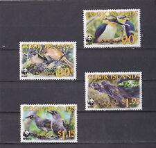Cook Islands 2005 - MNH - Vogels / Birds - (WWF/WNF)