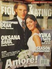International Figure Skating December 2003 Magazine-Zimmerman & Fontana/Baiul/De