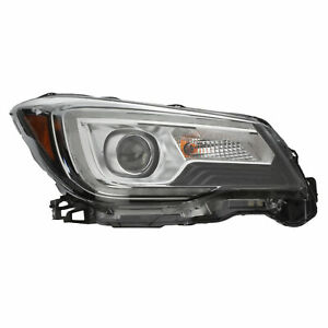 OEM 2017-2018 Subaru Forester Passenger Side Head Light Lamp Assembly 84002SG262