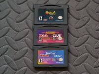 Lot Nintendo Game Boy Advance Board Games Connect 4 Trouble Perfection