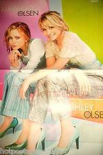 German Olsen Twins Poster WOW Sexy Eyes Hot Girls Nice & Young W