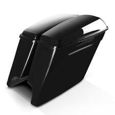 Borse Rigide Stretched per Harley CVO Road King (FLHRSE5) 2014 non verniciato